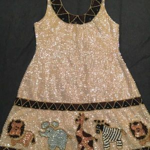 Other - Two beautiful children's beaded formal dresses